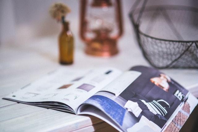 Etwas zum lesen für die Beinahe-Ferien?